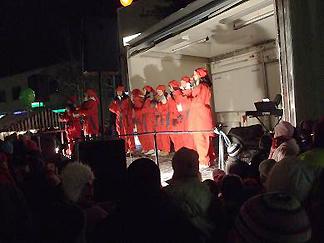 [写真]フィンランドのクリスマスのイベント