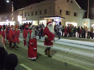 [写真]フィンランドのクリスマスの町