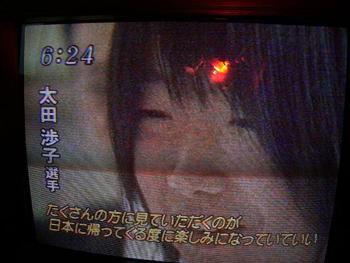 [写真]テレビ報道