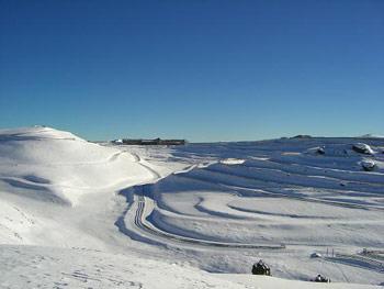 [写真]スノーファーム全景