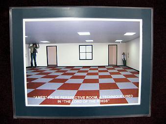 [写真]目の錯覚を利用した写真