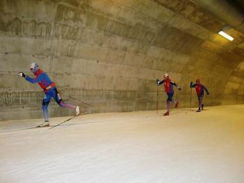 [写真]ロシアチーム