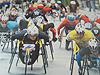 [写真]大分国際車椅子マラソン