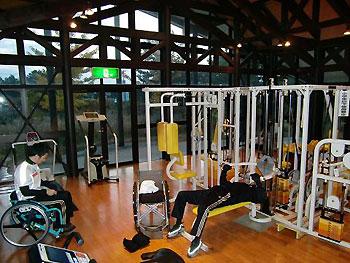 [写真]中条トレーニングセンター