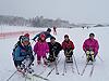 [写真]シットスキーのタイムレース