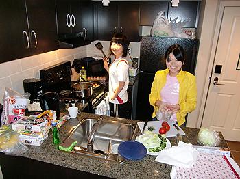 [写真]太田選手と梅村さん