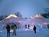 [写真]雪あかり交流館