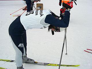 [写真]井口深雪選手