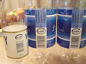 [写真]フィンランドのペットボトル