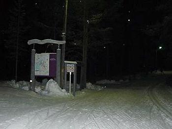 [写真]フィンランドのコース