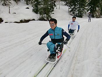 [写真]旭岳コース