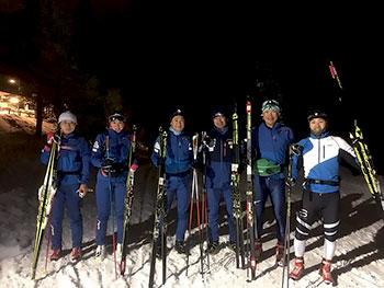 [写真]パラナショナルチーム遠征参加選手・スタッフの集合写真