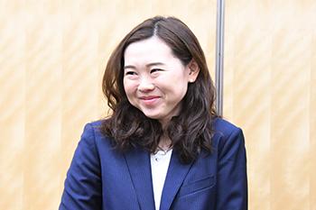 [写真]阿部友里香選手