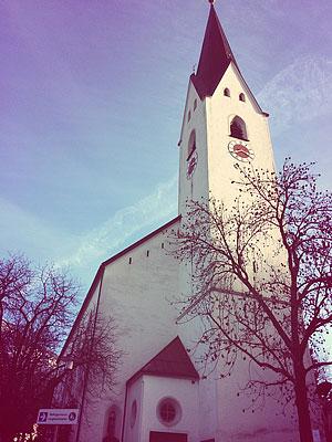 [写真]教会