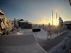 [写真]フィンランド サーリセルカの雪景色
