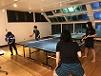 合宿でのリラックス方法は卓球