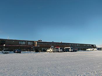[写真]スノーファームの宿舎