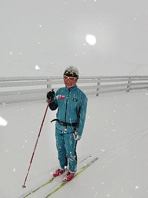 [写真]吹雪の太田渉子
