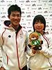 [写真]新田佳浩と太田渉子