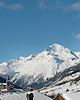 [写真]ランスルヴィラールの雪山