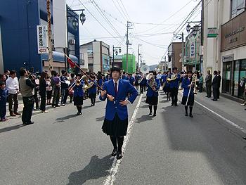 [写真]パレードの様子