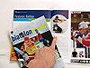 [写真]バイアスロンワールド誌にパラリンピックバイアスロンの特集記事