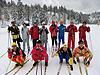 [写真]世界最強IDチームの旭川パラレルクラブ