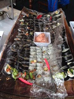 [写真]お寿司