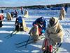 [写真]シットスキー選手たち