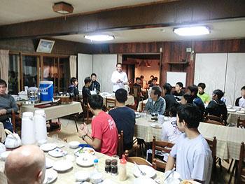[写真]食堂の様子