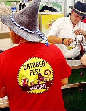 [写真]10月祭のTシャツ