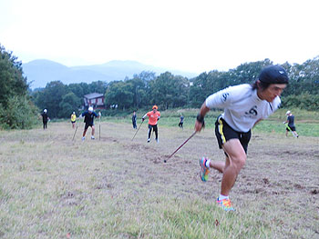 [写真]佐藤圭一選手