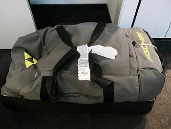 [写真]荷物が届いて着替えもやっとできました