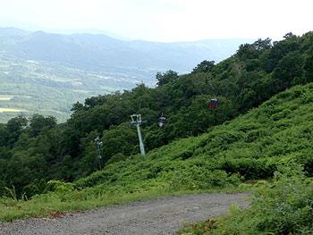 [写真]ニセコひらふの景色