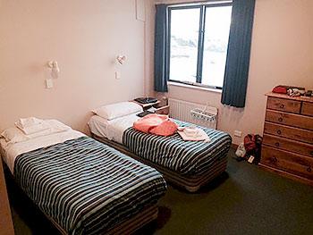 [写真]宿泊する部屋