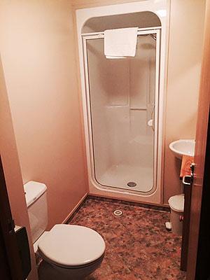 [写真]シャワールーム