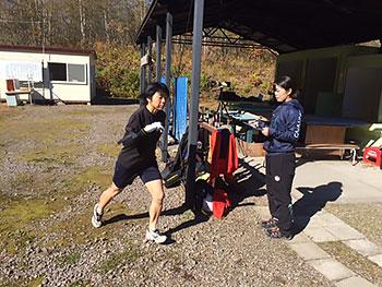 [写真]出来島桃子