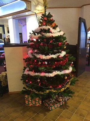 [写真]クリスマスツリー