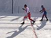 [写真]決勝でレッドビブのルーシャンに競り勝つ