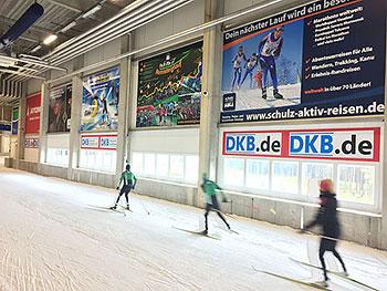 [写真]スキーホールの窓