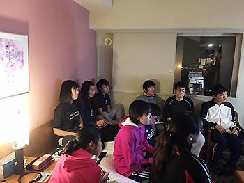[写真]コンディショニングの勉強会を行いました