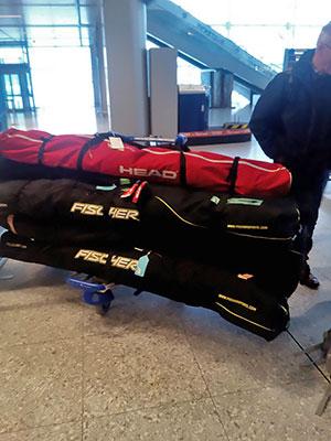 [写真]スキーケース