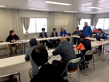 [写真]ワールドカップ札幌大会競技役員会議