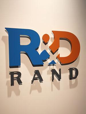 [写真]株式会社ランドコンピュータ様のロゴ