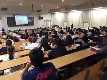 [写真]授業の風景