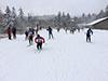 [写真]雪の旭岳