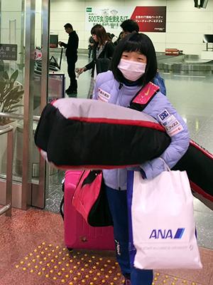 [写真]岩本美歌選手