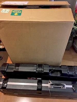 [写真]運ぶ荷物