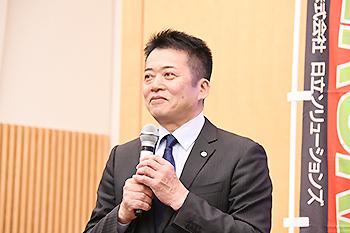 [写真]荒井秀樹監督