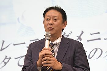 [写真]桜井智野風先生